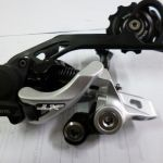 Shimano Deore XT Shadow Plus with Clutch RD - Available Black or Silver