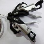Shimano Deore XT 2/3x10speed shifters (MADE in JAPAN( Original) - I spec Version