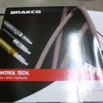 BRAKCO Red Color High Quality Hydraulic Brake Hose for Shimano - 30metres per box (Special Discount)