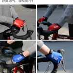 BOI Half Finger Cycling Gloves Slip for mtb bike/bicycle