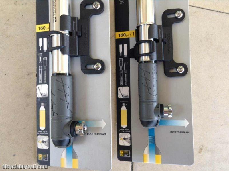 Topeak Hybrid Rocket Hp Dual Function Hand Pump Co2