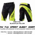 New Sprint Baggy Shorts