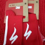SPECIALIZED SL TALL SOCKS - RED COLOUR