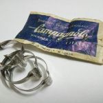 vintage campagnolo nuovo record top tube brake guide pack