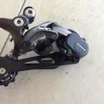 Shimano Deore XT M8000 Lock Type Japan Rear Deraileur - Medium/Long -- free courier