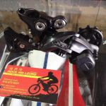 Shimano Deore XT M8000 / 11speed Lock Type RD - Japan  (free pos w.m)