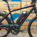 GIANT Explore E+ Electric Bike