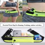 Water Resistant Running Cycling Sports Waist Bag
