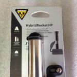 Topeak Hybrid Rocket HP | Dual Function | Taiwan Made @ free pos