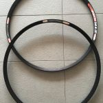 "ZTR Alpine 26"" Rim with DT Swiss Revolution Spokes"
