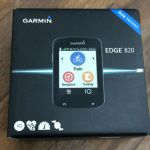 Garmin Edge 820 ant+ live map sync strava faster processor intuitive touch screen