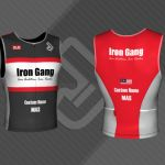 JAKROO CUSTOM TRIATHLON APPAREL- ELITE & COMP