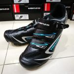 VENZO VZ-F30M-008 SUPERLIGHT ATOP BUCKLE LOCK MTB SHOES SIZE 41 / 42 / 43 / 44 / 45 (FREE POS)