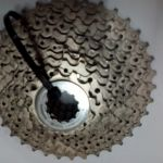 Shimano deore 9speed cassette - 11-36teeth - just use two rides... Exact like new