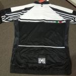 Original Santini Jersey Made in Italy Size M