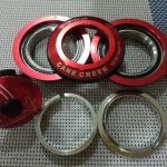 New Year Promo Headset CaneCreek VP-A45AC SealBearing 44mm