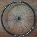 Vuelta Hyperlite XC Plus 1.38kg OFFSET WHEEL