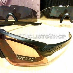 Alpha Tactical Safety Sunglass + Goggle (Brand New) *Ready Stock !