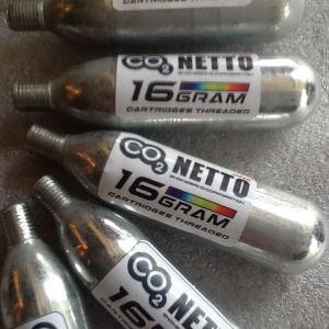 Netto Japan 16g Co2 Cartridgers Bottle
