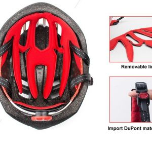 PROMEND Shark bicycle cycling helmet