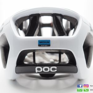 POC Octal Race Day - Hydrogen White (CALL FOR BEST PRICE)