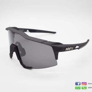 100% SPEEDCRAFT - Soft Tact Black -Smoke (call for best price)