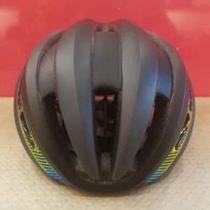 2018 Giro Synthe with MIPS - Matte Grey Firechrome