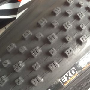 Maxxis Beaver 29 x 2.0 EXO/TubelessReady - Taiwan 1set -- free courier