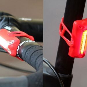 Guee COB-X Combo Front&Rear Rechargeable Lumens - Taiwan -- free courier