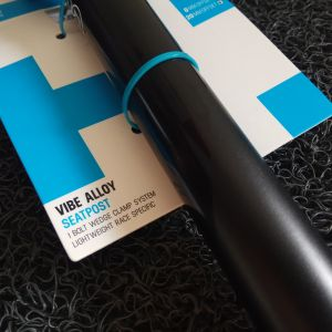 Shimano Pro Vibe Alloy Seatpost 27.2/31.6mm x350mm 20mm Offset