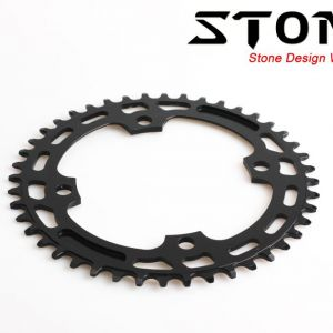 Stone 120bcd Narrow wide tooth round Single Chainring for SRAM X9 XX x1 Crank 20s