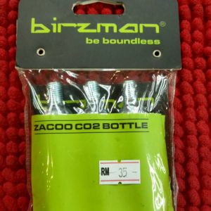 BIRZMAN CO2 CATRIDGE 16g