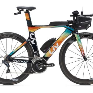 ALL NEW 2018 Giant Liv Avow Advanced Pro 1 Time Trial / TT Triathlon Bike - design for women