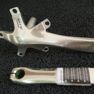 Shimano Alfine S500 BCD130 170mm Crank Arm With BB