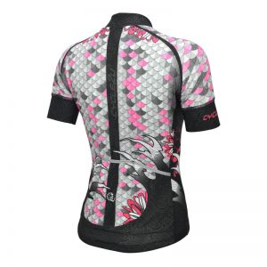 CYCLE2U Premier Quality LADIES Shorts Sleeve Cycling Jersey