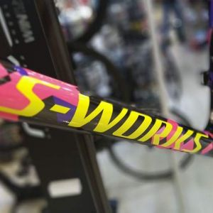 S-WORKS RB FRAME !