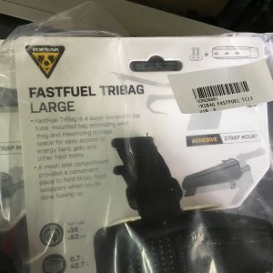 Topeak Fast Fuel Tribag For Road/Trithlon / Made in Taiwan (free pos w.m)