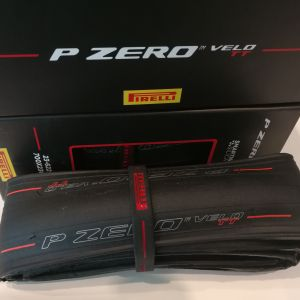 Offer RM400/pair !! Pirelli PZero Velo TT (Red) Folding Clincher Tyre