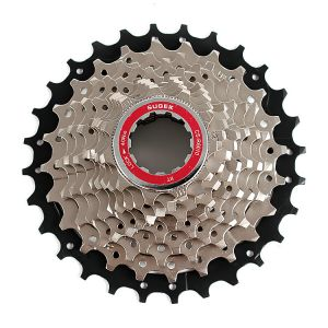 SUGEK CS-R6010 ROAD 10 SPEED 11-28T CASSETTE (FREE POS)