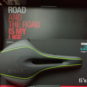 Fizik Luce S-Alloy (Large) --- Black Grey Lime---(RB)240gram