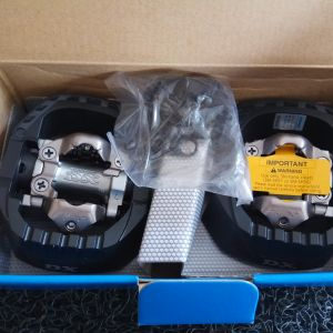 Shimano PD-M647 Clipless SPD MTB Pedals