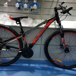 Crossmac Yingoi (29er) -- 8 speeds --