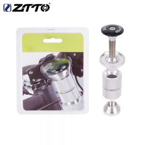 ZTTO CARBON FORK EXPENDER NUT WITH COVER CAP (FREE POS)