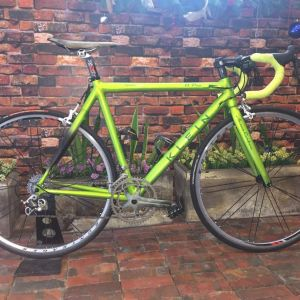 Used alloy Road Bike Klein Q Pro (size 56cm) with Campagnolo Chorus