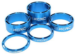"KCNC Hollow Headset Spacer 1 1/8"" 5mm"