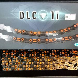 KMC DLC DIAMOND 11SPEED CHAIN