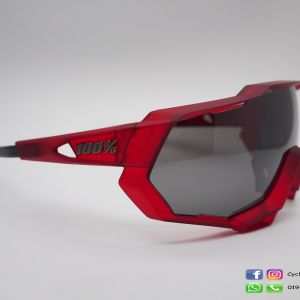 100% Speedtrap - Matt Red / Matt Black (Call 4best Price)