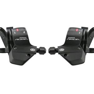 Shimano Acera Rapidfire Shift 9 Speed Lever Set SLM3000 - Pair