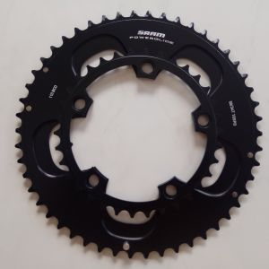 SRAM Red/Force 50/34T 52/36T BCD110 10 Speed Chain Ring