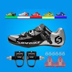 Sidebike road shoe clipless cycling + zeray 110 pedal